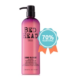 Tigi - Bed Head - Dumb Blonde - Reconstructor - 750 ml