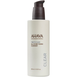 Ahava - All-In One Toning Cleanser - 250 ml