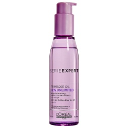 L'Oréal - Série Expert - Liss Unlimited - Shine Perfecting Blow-Dry Oil - 125 ml