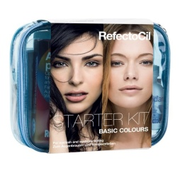 RefectoCil - Starter Kit - Basic Colours