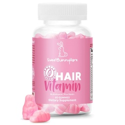 SweetBunnyHare - Hair Vitamin - 60 Gummies