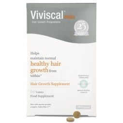 Viviscal - Food Supplement for Men - 60 Tablets